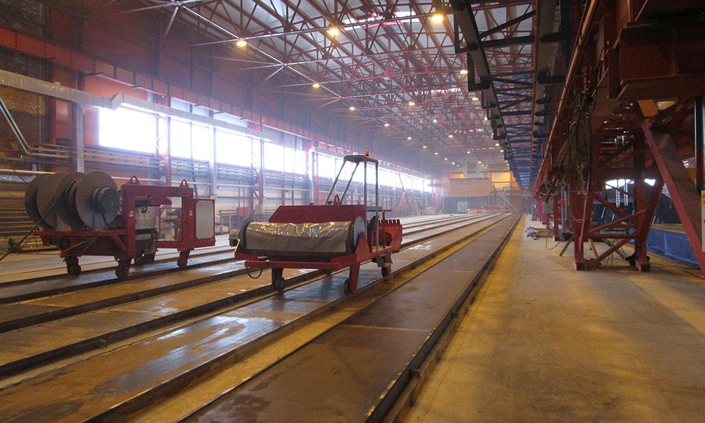 Hollowcore Slab Machinery – ROCO - Concrete Machinery