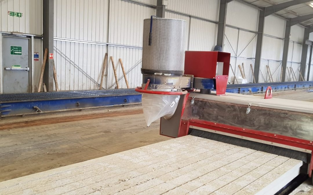 Mechanisation of Wet Cast Concrete Production