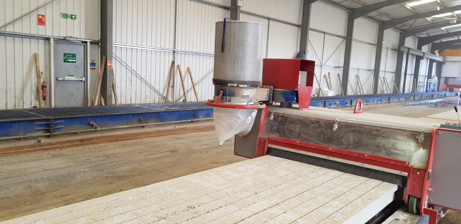 T- Beam Wire Saw 2